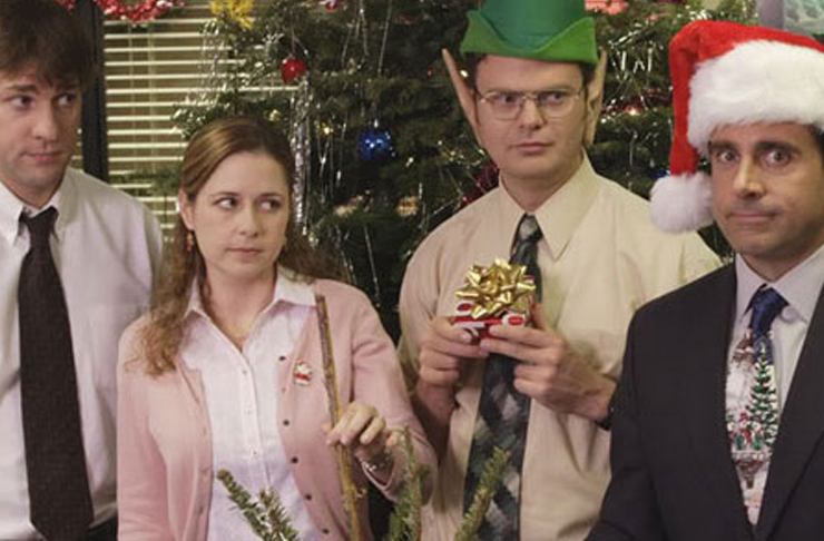 The 10 Types Of People At Every Work Christmas Party