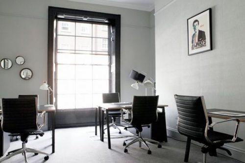 Merrion Street Upper private office