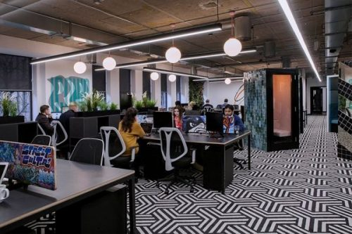 St Stephen's Green coworking office